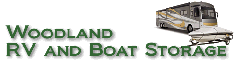 Woodland RV and Boat Storage